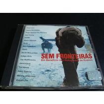 Cd Sem Fronteiras - Oasis, Korn, Alanis, Pearl Jam, Bush...