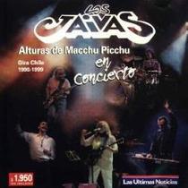 Cd - Los Jaivas - Alturas De Macchu Picchu En Concierto