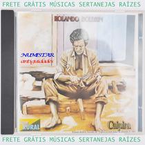 Cd Sertanejo Rolando Boldrin Caipira Música Casinha De Páia