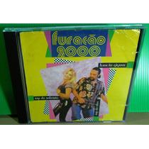 Funk Black Dance Pop Rap Hip Rap Cd Furacão 2000 Nacional