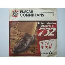 Placar Compacto Hino Do Corinthians