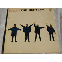Beatles. Help.vinil Import. Japan.capa Dupla. Impecável.raro