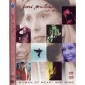 Dvd Joni Mitchell - Woman Of Heart And Mind