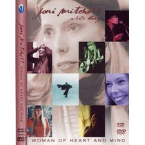 Dvd Joni Mitchell - Woman Of Heart And Mind