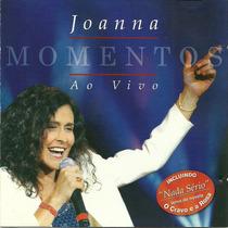Joanna Momentos Ao Vivo