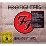 Cd/dvd Foo Fighters Greatest Hits [eua] Novo Lacrado