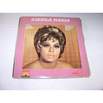Lp Angela Maria Disco De Ouro