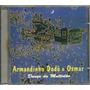 Cd Armandinho, Dodô E Osmar - 1994 - Dança Da Multidão