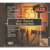 Cd - Jazz - Art Tatum - Body And Soul