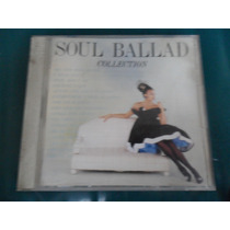 Soul Ballad Collection - Vários Black Lentas Cd Imp Jap.