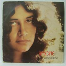 Lp Simone - Quatro Paredes - 1974 - Emi - Novo