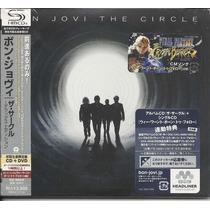 Bon Jovi The Circle 2009 Hard Cd+dvd (lacrado)obi(japan) Imp