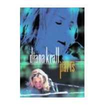 Dvd Diana Krall Live In Paris - Novo Lacrado Original