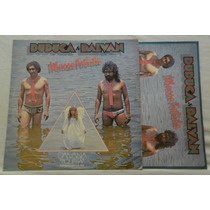 Lp Duduca E Dalvan - Massa Falida - Chantecler - 1986