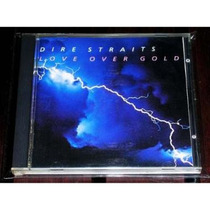 Cd Import Dire Straits Love Over Gold (mark Knopfler)
