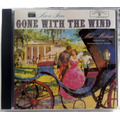 Cd Gone With The Wind - 1990 - Warner Bros - Impecável- Raro