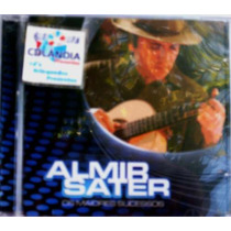 Cd Almir Sater - Os Maiores Sucessos - Lacrado - Cdlandia