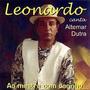 Cd Leonardo - Canta Altemar Dutra - Ao Mestre Com Carinho