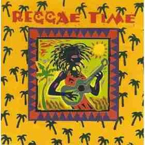 Cd Reggae Time - Frete Gratis