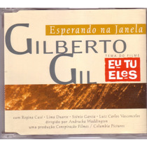 Cd - Gilberto Gil - Esperando Na Janela