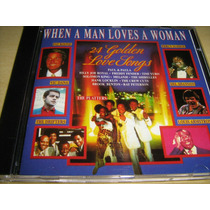 Cd When A Man Loves A Woman - Flashbacks Românticos Internac