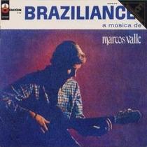 Cd Marcos Valle - Braziliance (com Samba De Verão) 1967 Raro