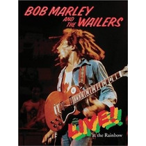 Dvd Bob Marley And Wailers Live At The Rainbow [eua] Duplo