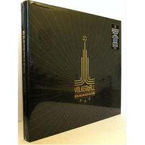 Cd Boxset Rammstein Völkerball Limited [eua] Cd/dvd/book