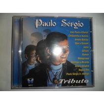 Cd Nacional - Paulo Sérgio - Tributo