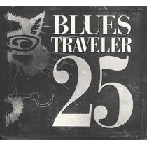 Blues Traveler 25 2012 Blues 2cd (lacrado)(us) Import