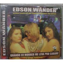 Cd Brega : Edson Wander / Lacrado - Frete Gratis