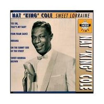 Cd Nat King Cole - Sweet Lorraine