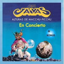 Cd - Los Jaivas - Alturas De Macchu-picchu - En Concierto