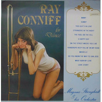 Lp Ray Conniff - For Dance - Magnus Strenghall & His Orchest