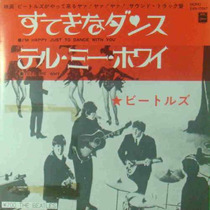 Beatles Compacto Vinil I´m Happy Just To Dan Importado Japão