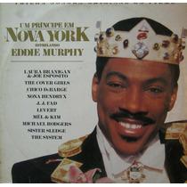 Um Principe Em Nova York Lp Trilha Sonora Original Do Filme