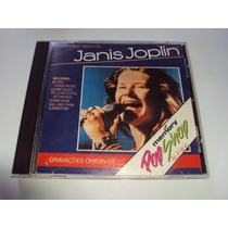 Cd Original - The Very Best Of - Janis Joplin