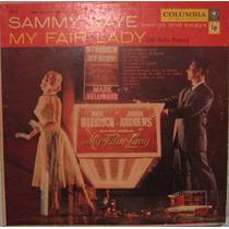 Sammy Kaye - My Fair Lady - 1956 Lp Importado Argentina