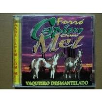 Cd Capim Com Mel-vaqueiro Desmantelado(cd Novo / Lacrado)