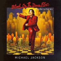 Michael Jackson Blood On The Dance Floor Cd