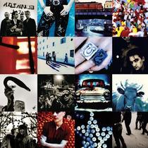 U2 - Achtung Baby -edição Limitada (cd Duplo) Ed. Luxo.