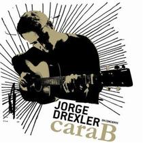 Cd Jorge Drexler - Cara B Ao Vivo(2008) Novo Original