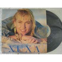 Xuxa 5 Lp Vinil Zerado Anos 90 Pop Infantil