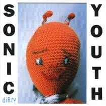 Cd Sonic Youth - Dirty  (1992) Novo Original Lacrado