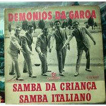 Demonios Da Garoa Compacto Vinil Chantecler Samba Da Crianç