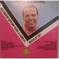 Harry Belafonte - Disco De Ouro - 1978