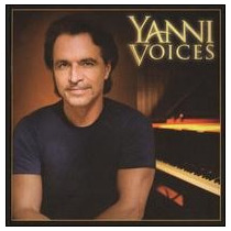 Cd/dvd Yanni Voices [english] =import= Novo Lacrado