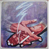 Fagner Maxi Single De Vinil Fumo - 1982