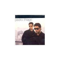 Pedro E Thiago - Toque De Mágica - Cd Lacrado Original