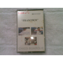 Fita K7 = Francisco Chico Buarque 1987